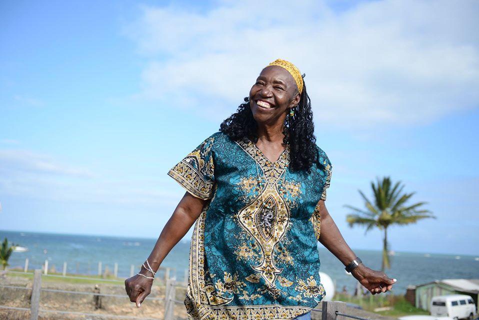 Foto Divulgação da cantora compositora e cirandeira Lia de Itamaracá